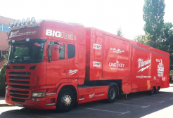 Успешен BIG RED TOUR 2020 на Milwaukee Tool