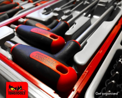 Teng Tools Introduced the New Series of Bits Screwdrivers MDQ