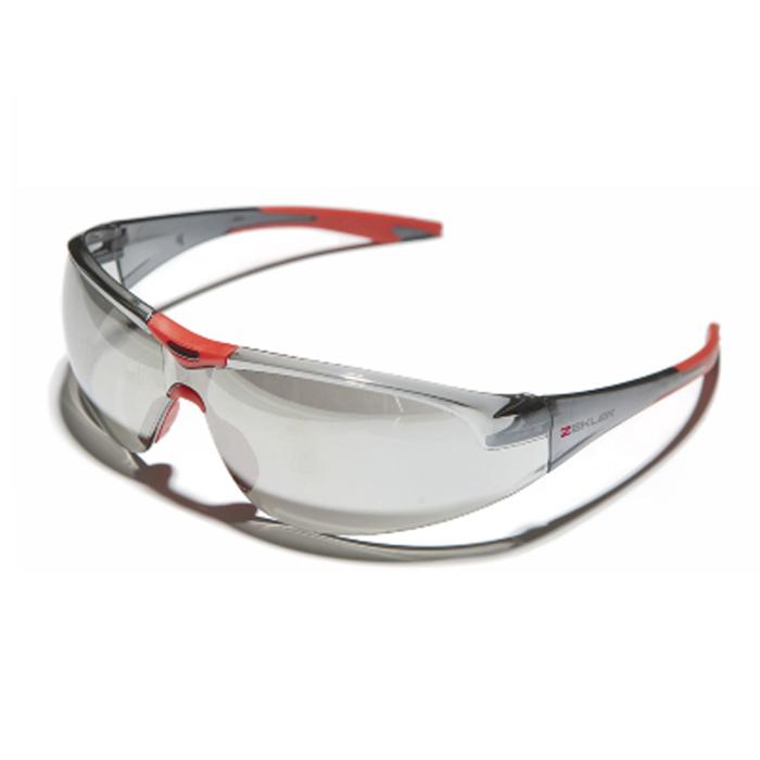 c3dae1ff1d SAFETY SPECTACLES ZEKLER 31 Silver mirrored HC AF ▷ Safety ...